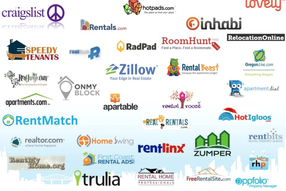 Websites to Find Home Rentals