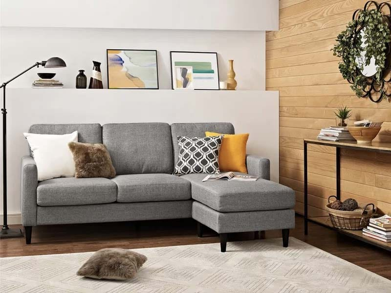 Your First Apartment: How to Make a Cheap, Contemporary Coffee Table and Shag Rug