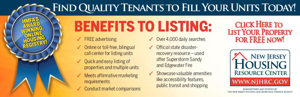 Nj Housing Grants