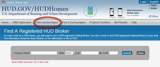 How to Find a HUD Registered Agent