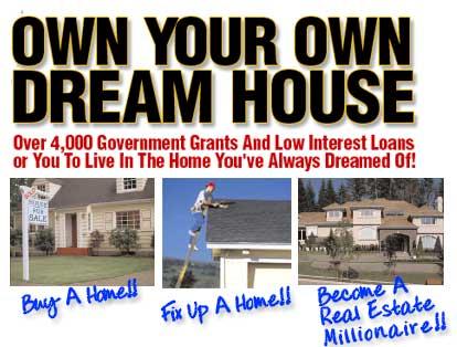 Free Housing Grant