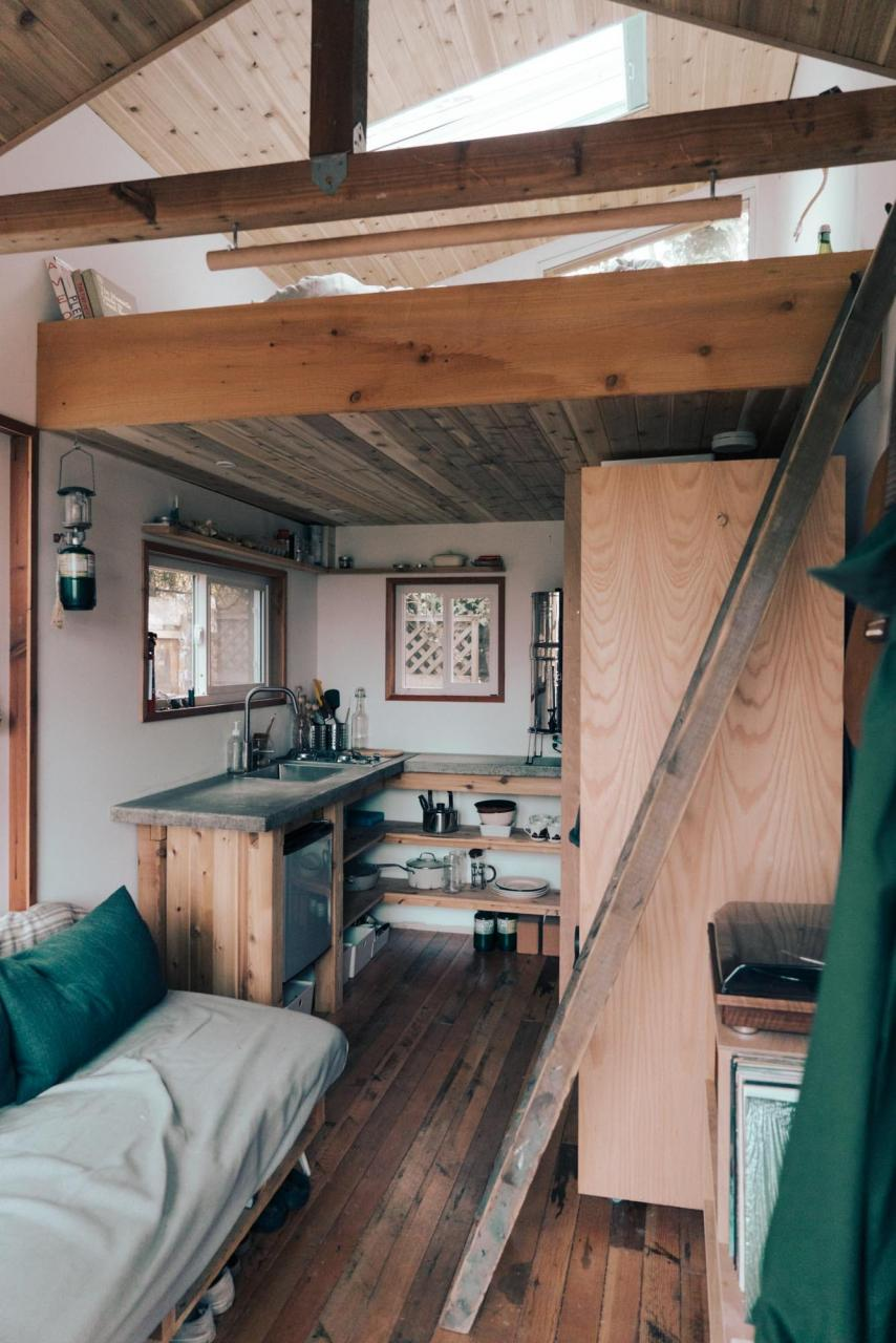 100 Square Ft Homes: Small Low Impact Housing