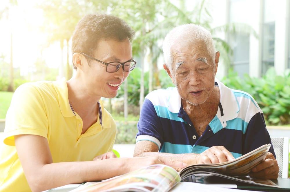 Senior Citizens and Their Housing Program