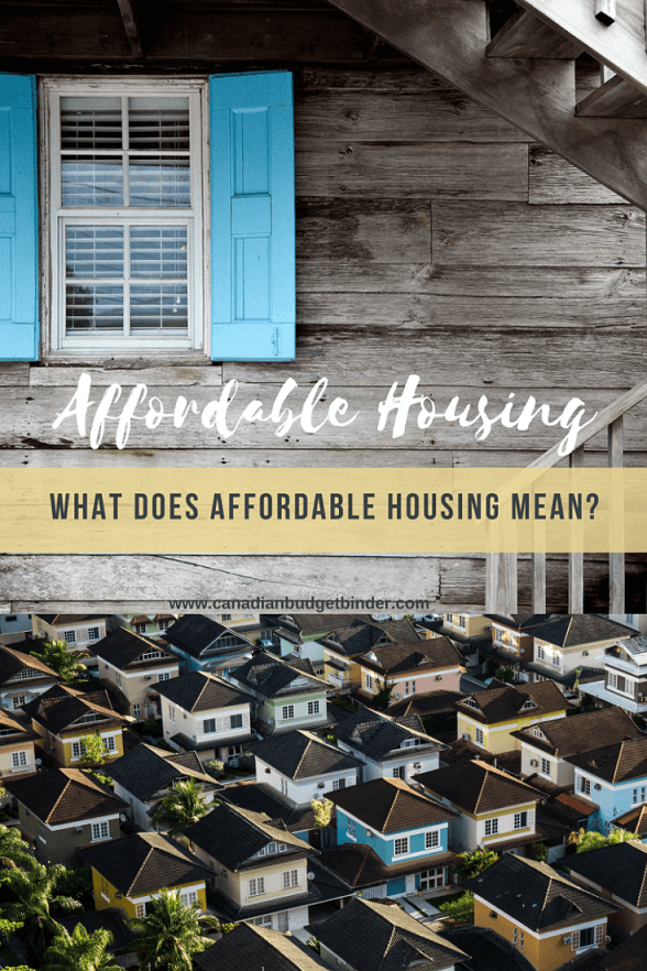Is Affordable Housing Really Affordable?